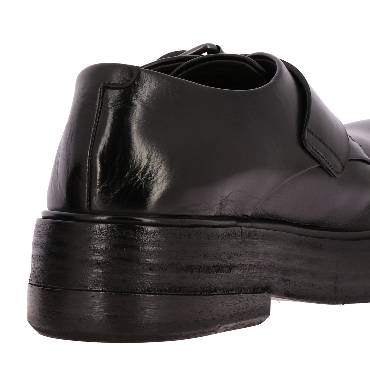 Shoes women Marsell black 5
