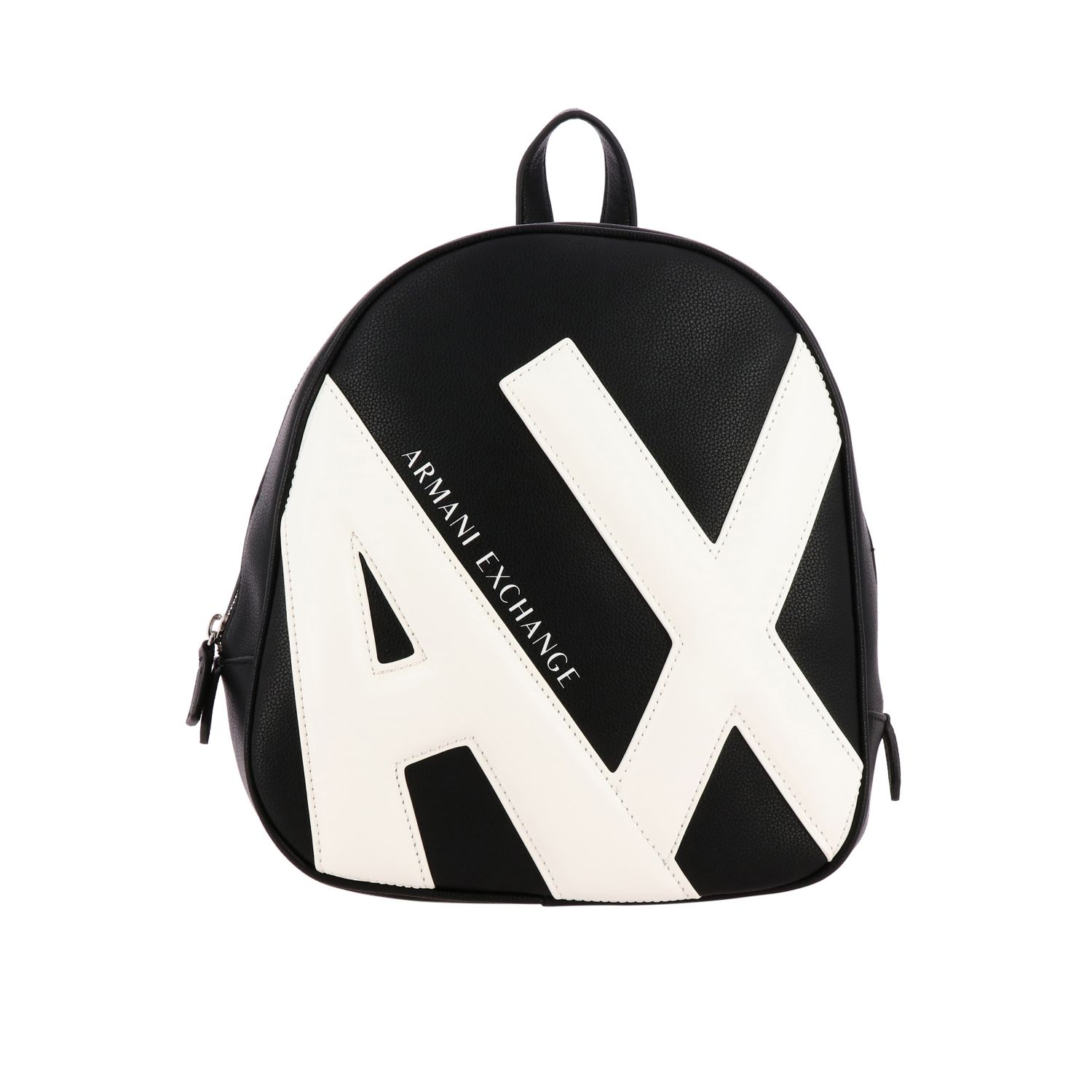 Sac à dos Armani Exchange: Sac porté main femme Armani Exchange noir 1