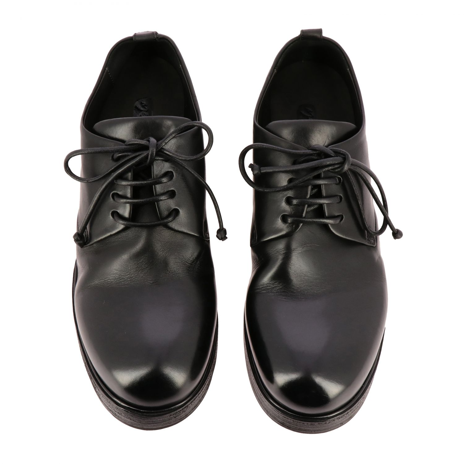 Brogue shoes men Marsell black 3
