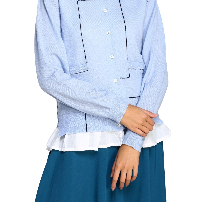 Кардиган Женское Yoshi Kondo синий 5