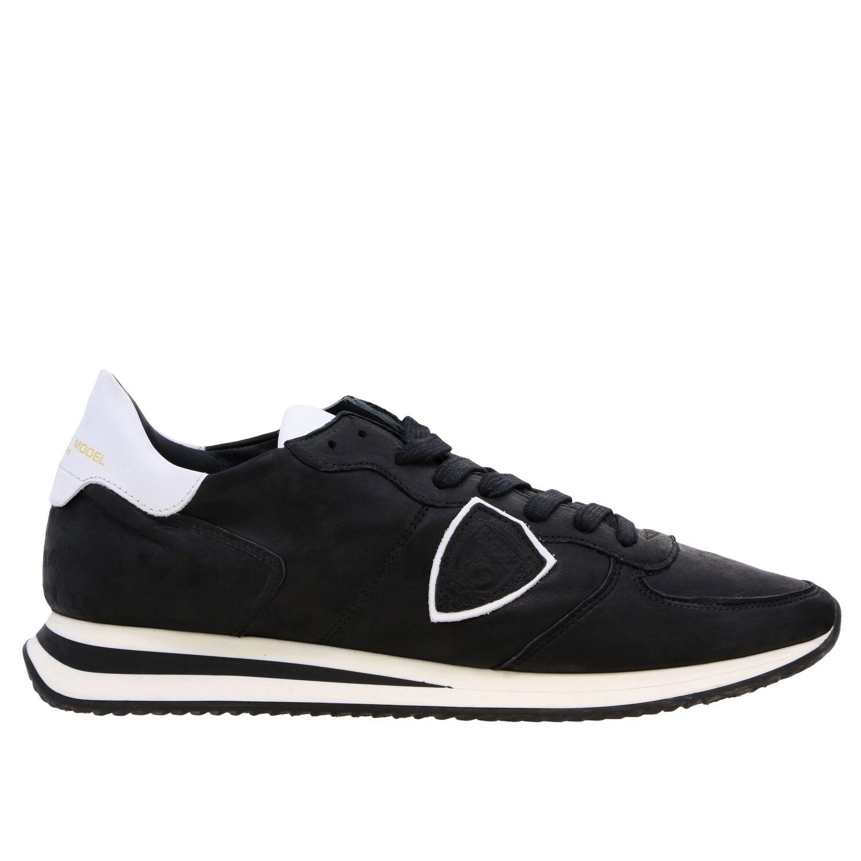 Sneakers uomo Philippe Model nero 1
