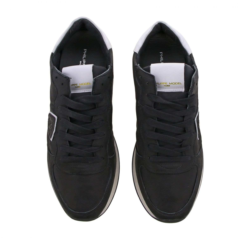 Sneakers uomo Philippe Model nero 3