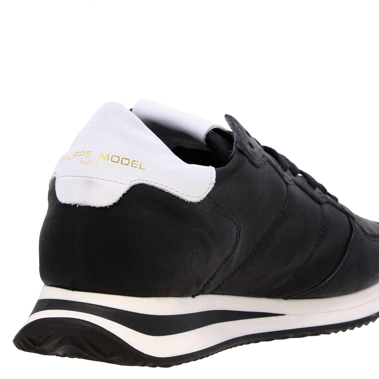 Sneakers uomo Philippe Model nero 5