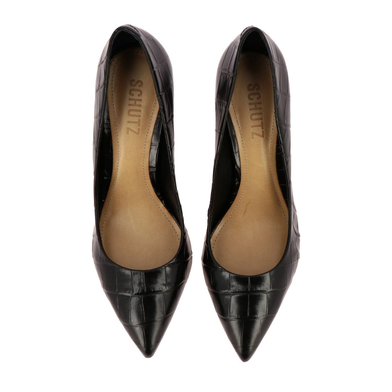 Stivali donna Schutz nero 3