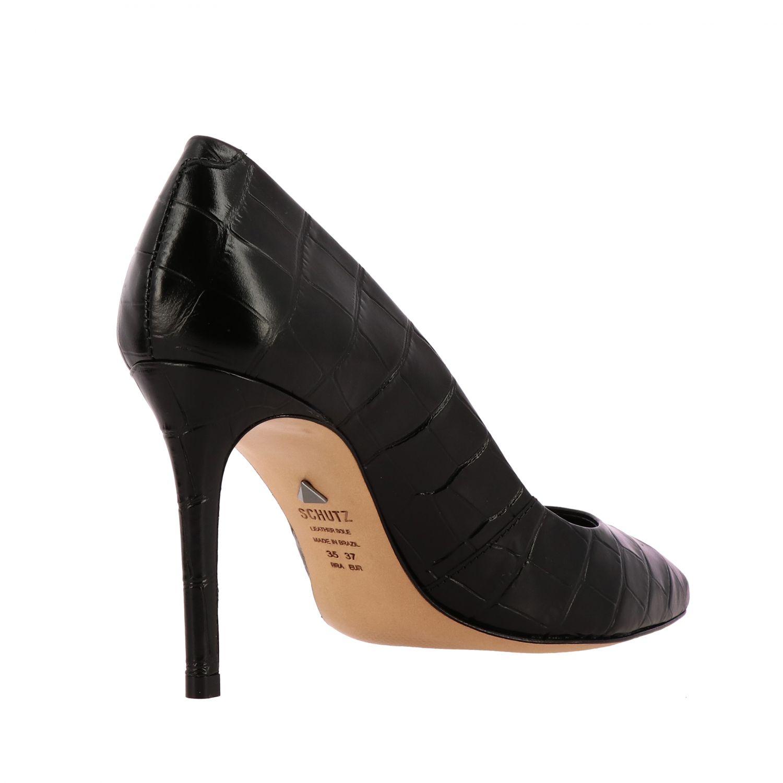Stivali donna Schutz nero 5