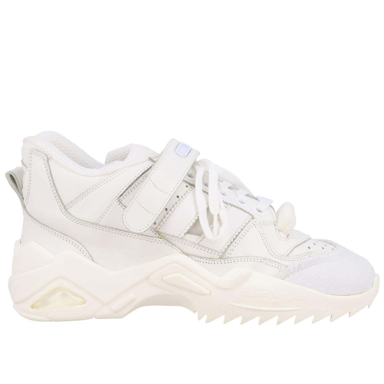 Спортивная обувь Maison Margiela: Спортивная обувь Женское Maison Margiela белый 1