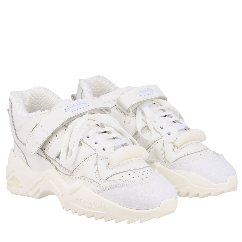 Спортивная обувь Maison Margiela: Спортивная обувь Женское Maison Margiela белый 2