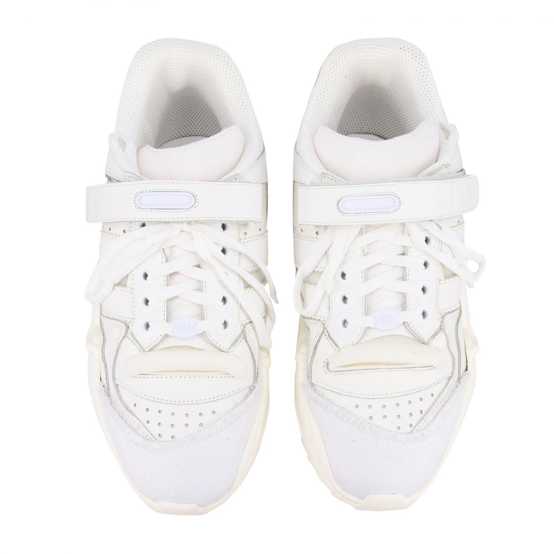 Спортивная обувь Maison Margiela: Спортивная обувь Женское Maison Margiela белый 3