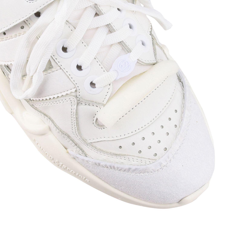 Спортивная обувь Maison Margiela: Спортивная обувь Женское Maison Margiela белый 4