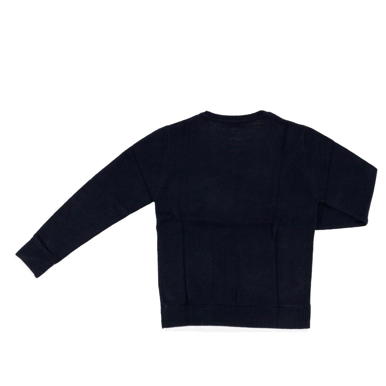 Sweater kids Manuel Ritz blue 2