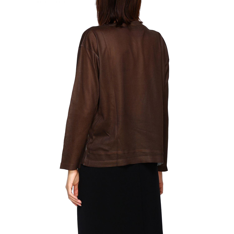 Sweater women Yoshi Kondo green 3