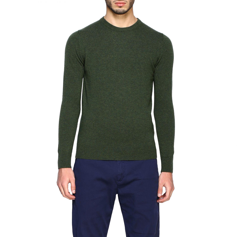 Sweater Alpha Studio: Sweater men Alpha Studio sage 1
