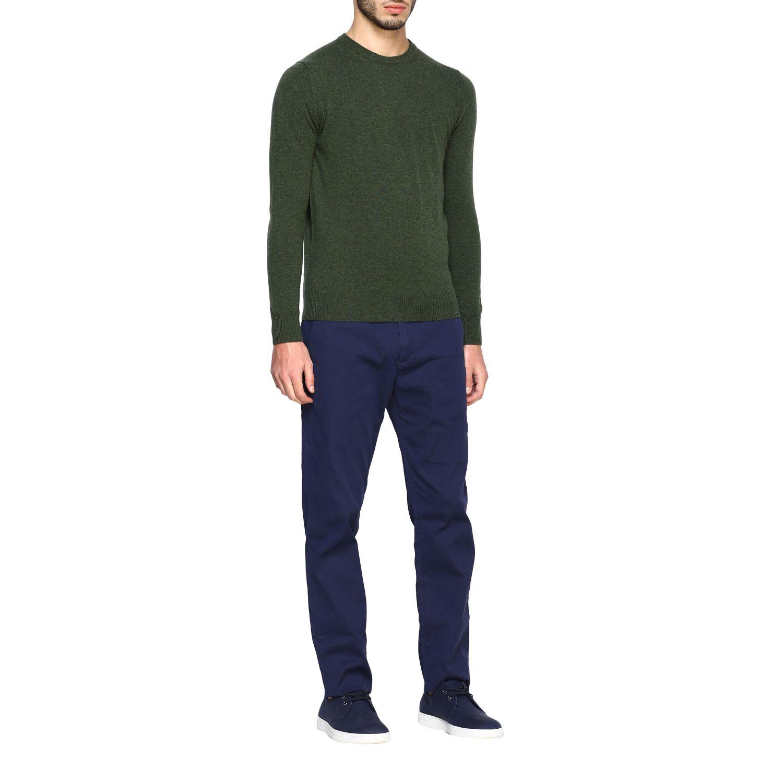 Sweater Alpha Studio: Sweater men Alpha Studio sage 2