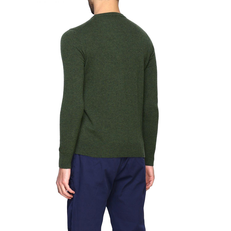 Sweater Alpha Studio: Sweater men Alpha Studio sage 3