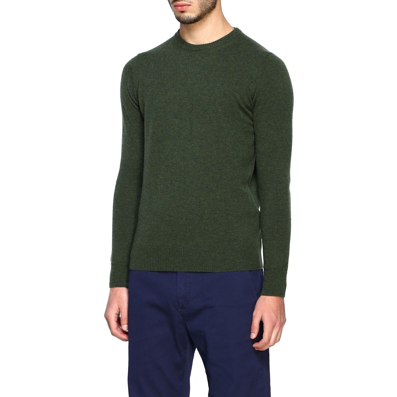 Sweater Alpha Studio: Sweater men Alpha Studio sage 4