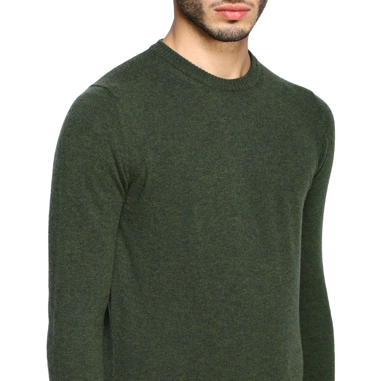 Sweater Alpha Studio: Sweater men Alpha Studio sage 5