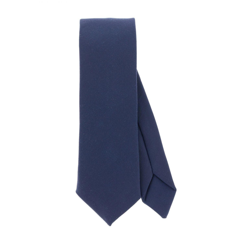 Krawatte kinder Manuel Ritz blau 1