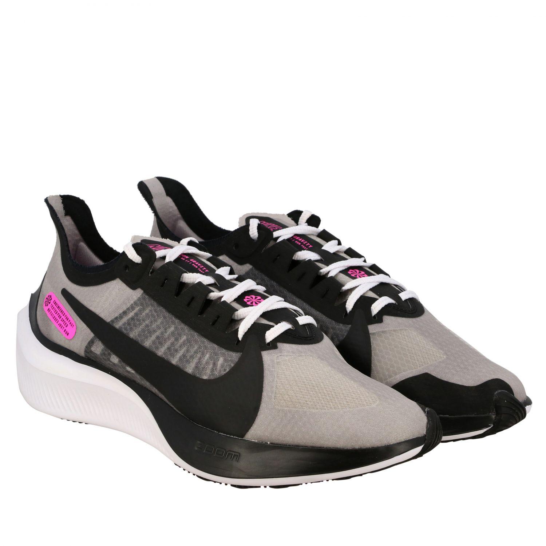 Scarpe uomo Nike grigio 2