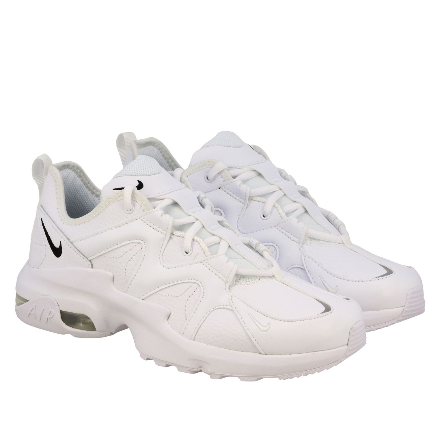 Chaussures homme Nike blanc 2