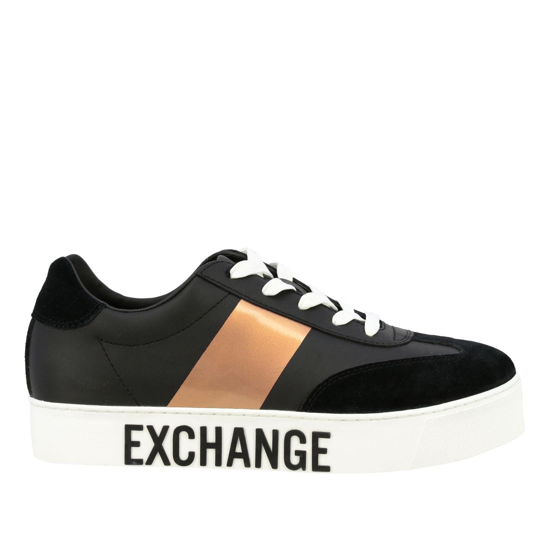Sneakers women Armani Exchange