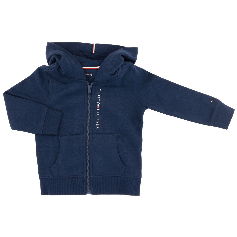 Sweater kids Tommy Hilfiger blue 1