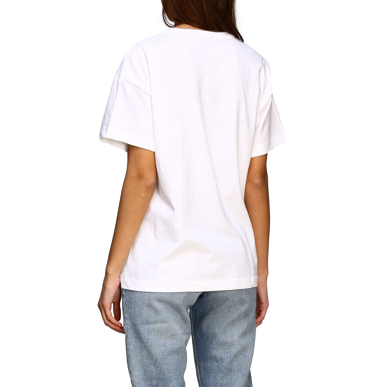 T-shirt women Alexander Wang white 3