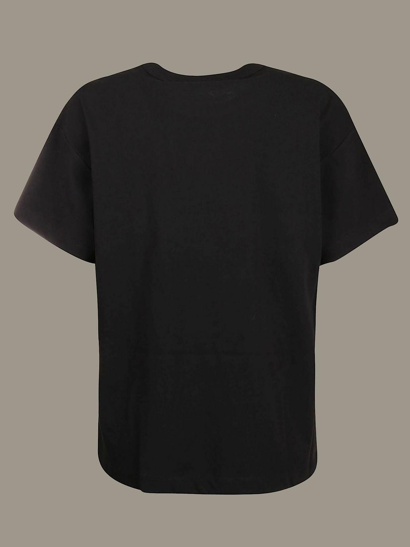 T-Shirt Alexander Wang: T-shirt women Alexander Wang black 2