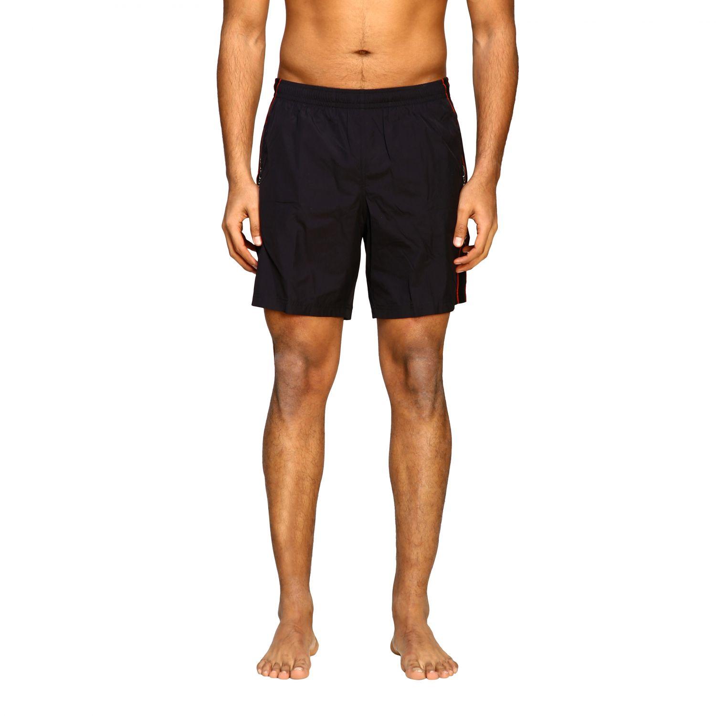 Купальные плавки Mcq Mcqueen: Купальные плавки Мужское Mcq Mcqueen черный 1
