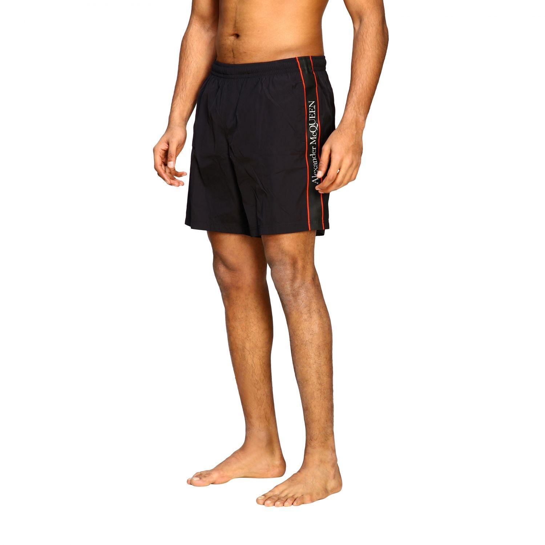 Bañador Mcq Mcqueen: Bañador hombre Mcq Mcqueen negro 3
