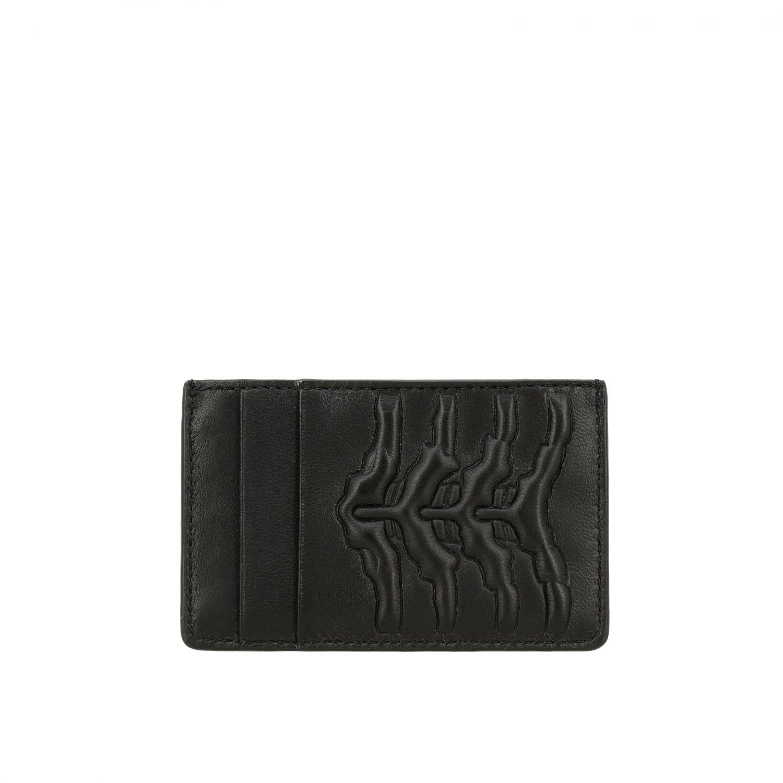 Wallet Mcq Mcqueen: Wallet men Mcq Mcqueen black 2