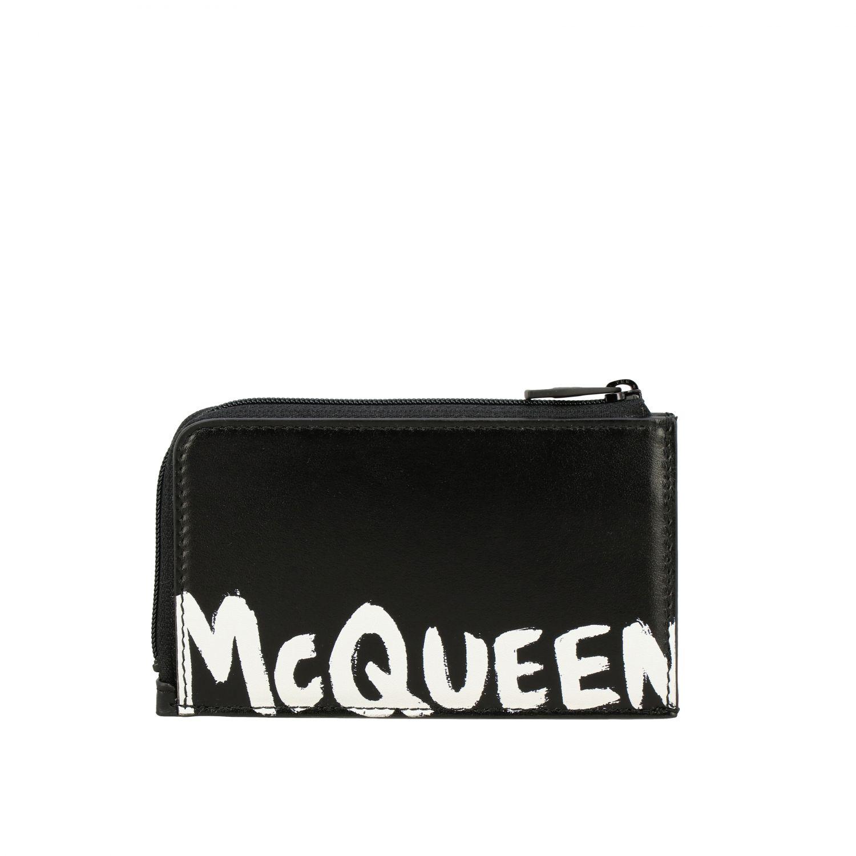 钱包 男士 Mcq Mcqueen 白色 1