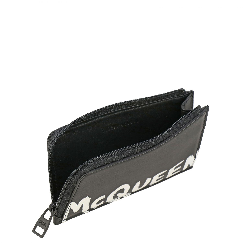 钱包 男士 Mcq Mcqueen 白色 2