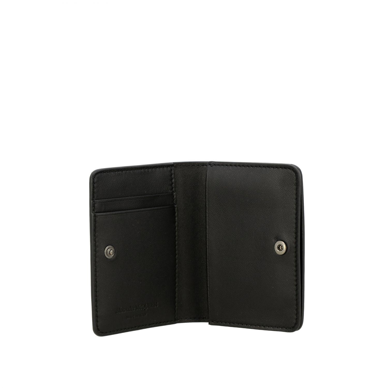 Wallet Mcq Mcqueen: Wallet men Mcq Mcqueen white 2