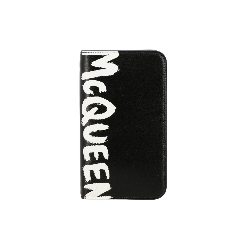Wallet Mcq Mcqueen: Wallet men Mcq Mcqueen white 1