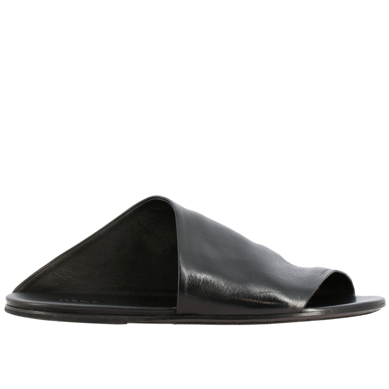 Sandals Marsell: Sandals men Marsell black 1