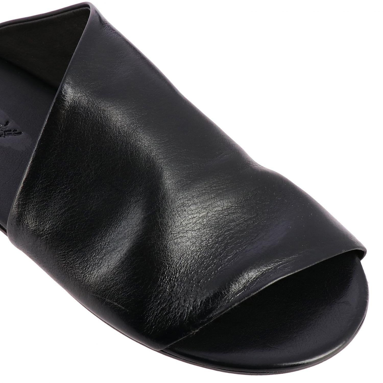 Sandals Marsell: Sandals men Marsell black 4