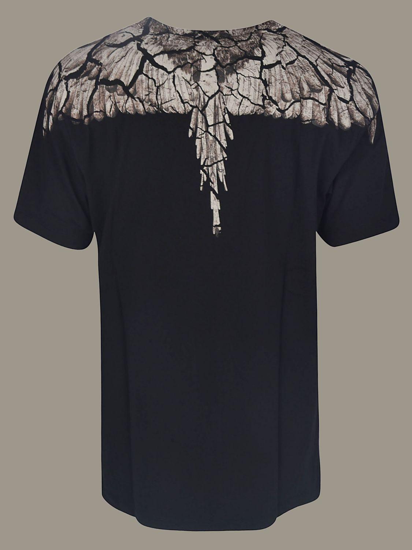 T恤 男士 Marcelo Burlon 黑色 2