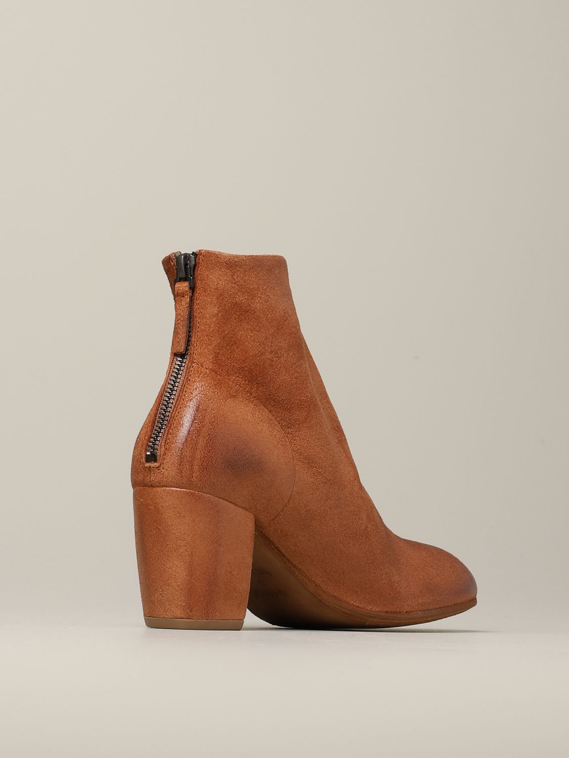 Heeled ankle boots women Marsell leather 5