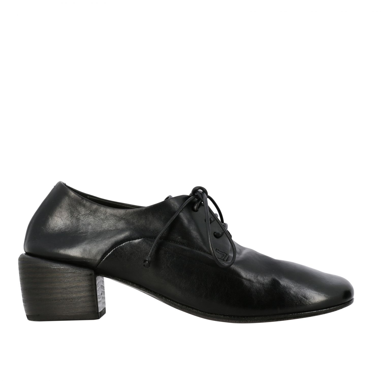 Brogues women Marsell black 1