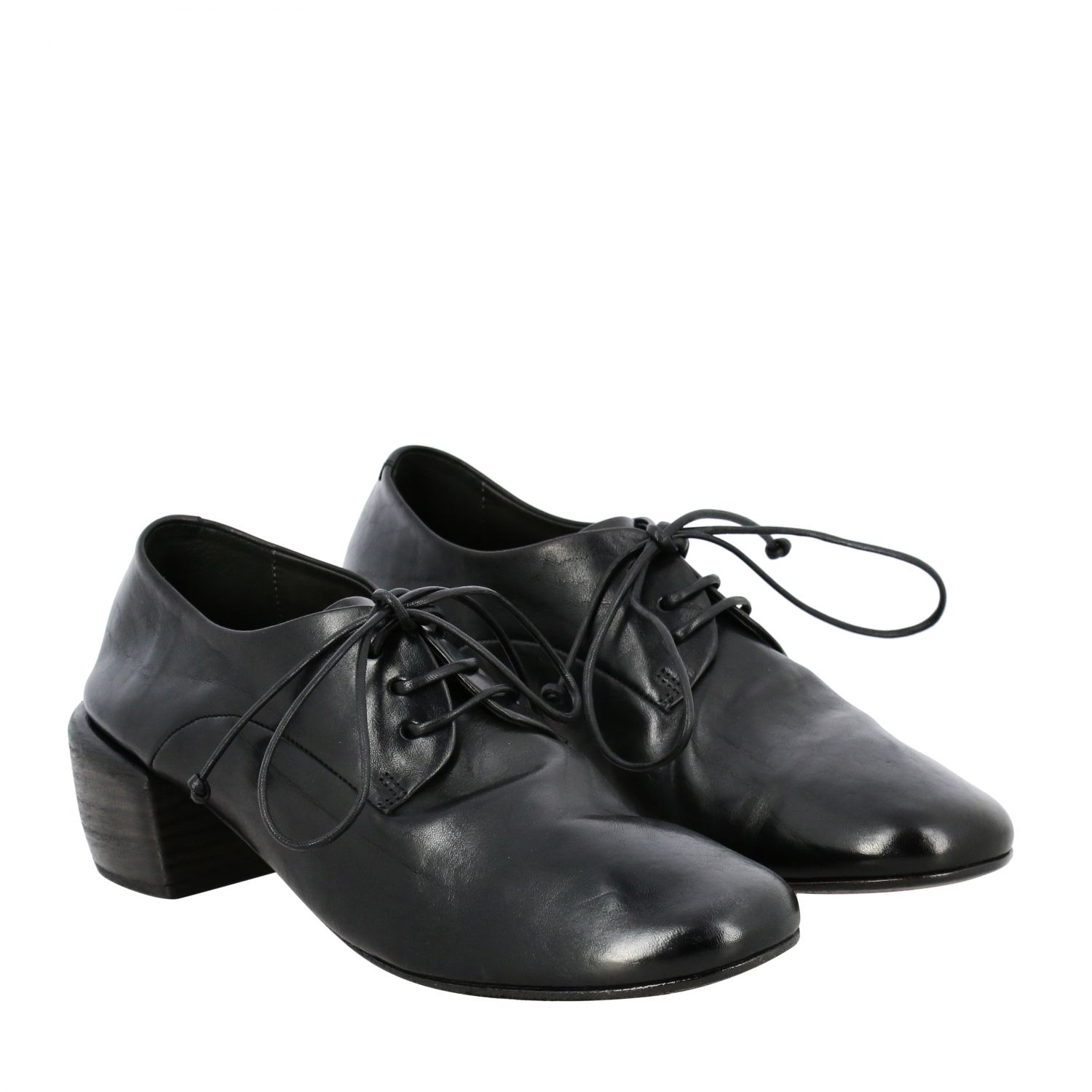 Brogues women Marsell black 2
