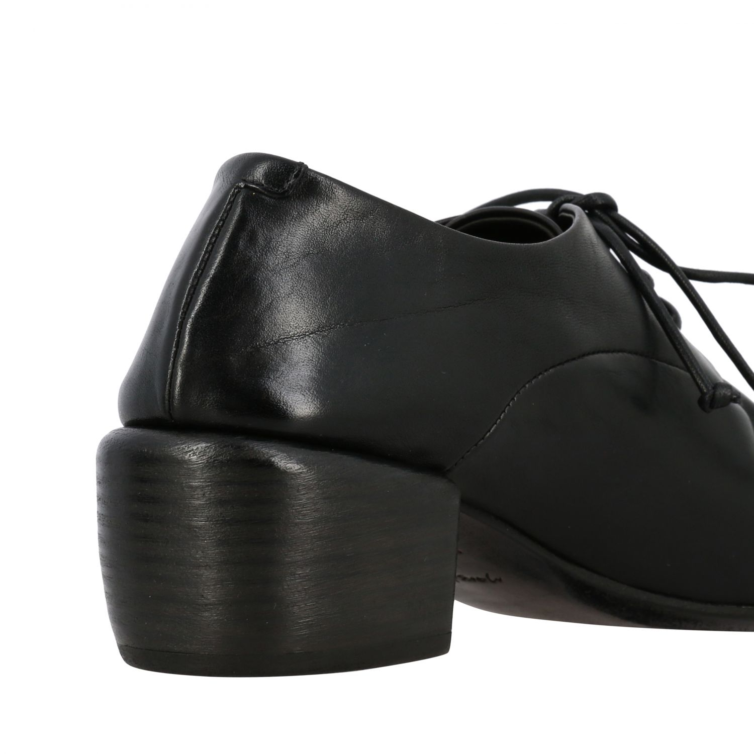 Brogues women Marsell black 5