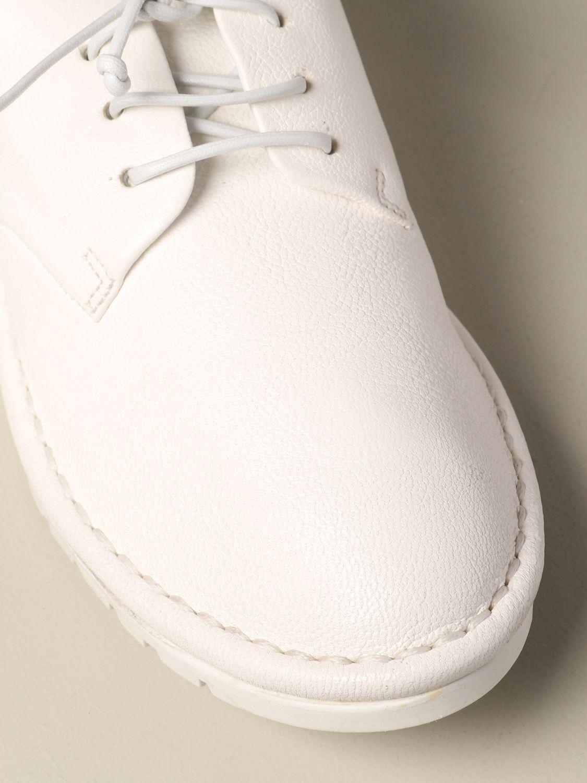 Marsèll Sancrispa derby in leather white 4