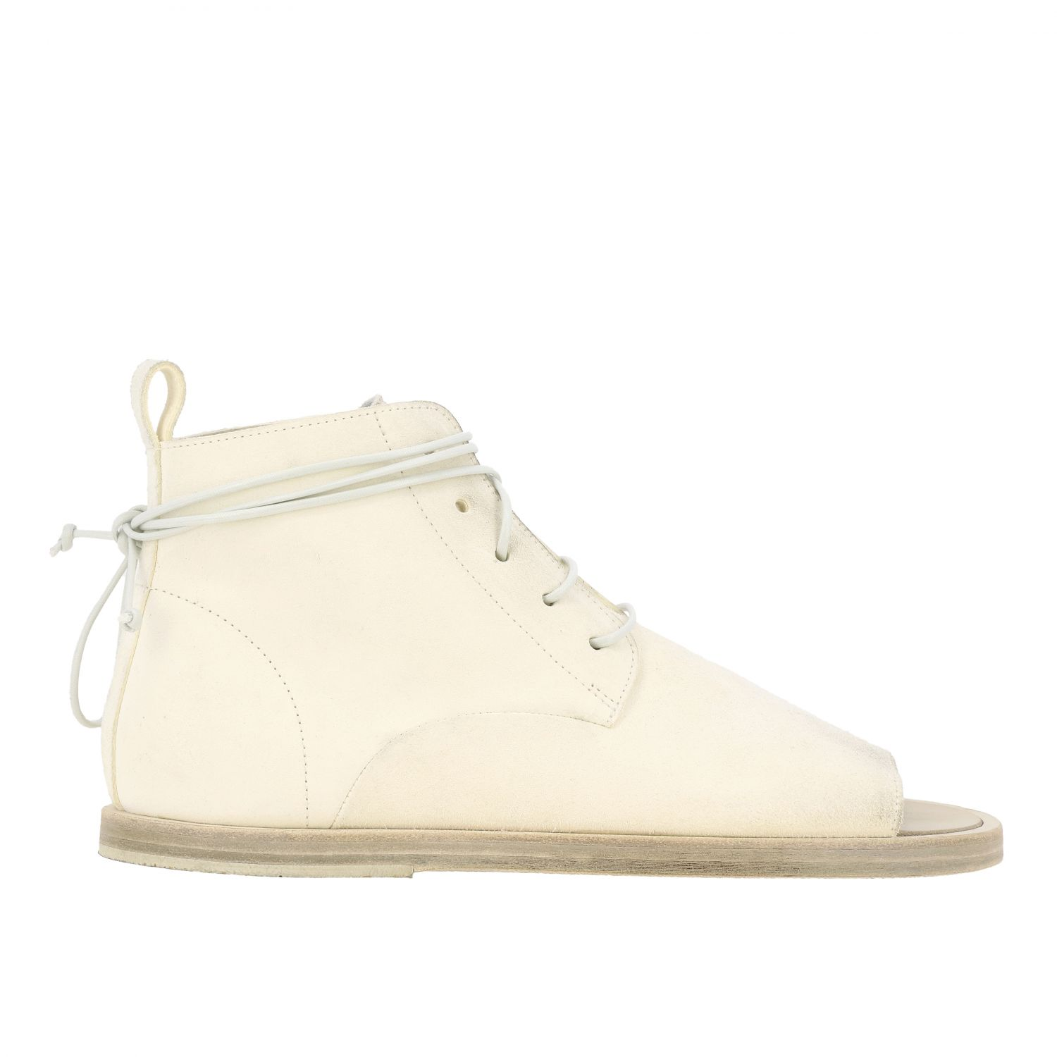 Sandals Marsell: Sandals men Marsell white 1
