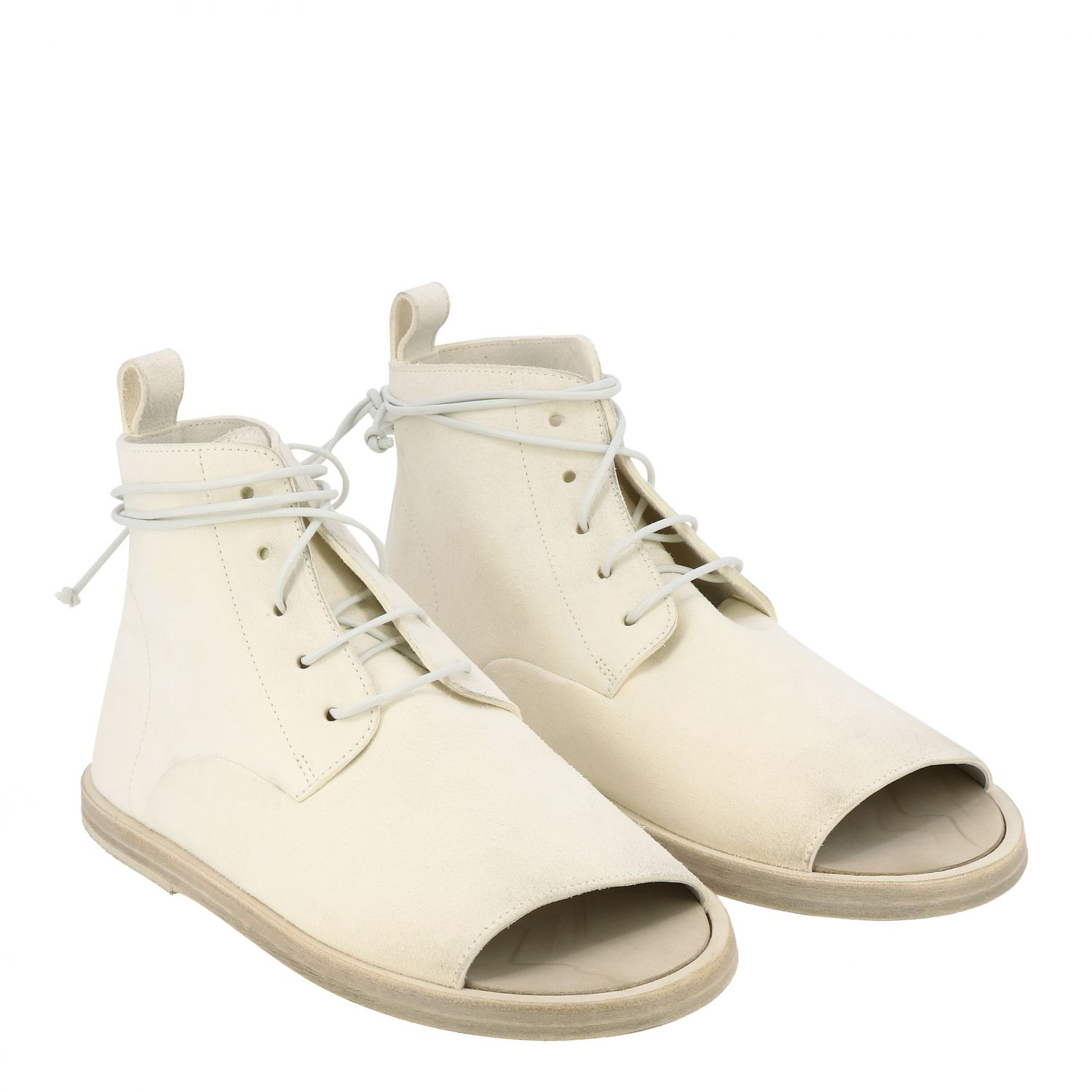 Sandals Marsell: Sandals men Marsell white 2