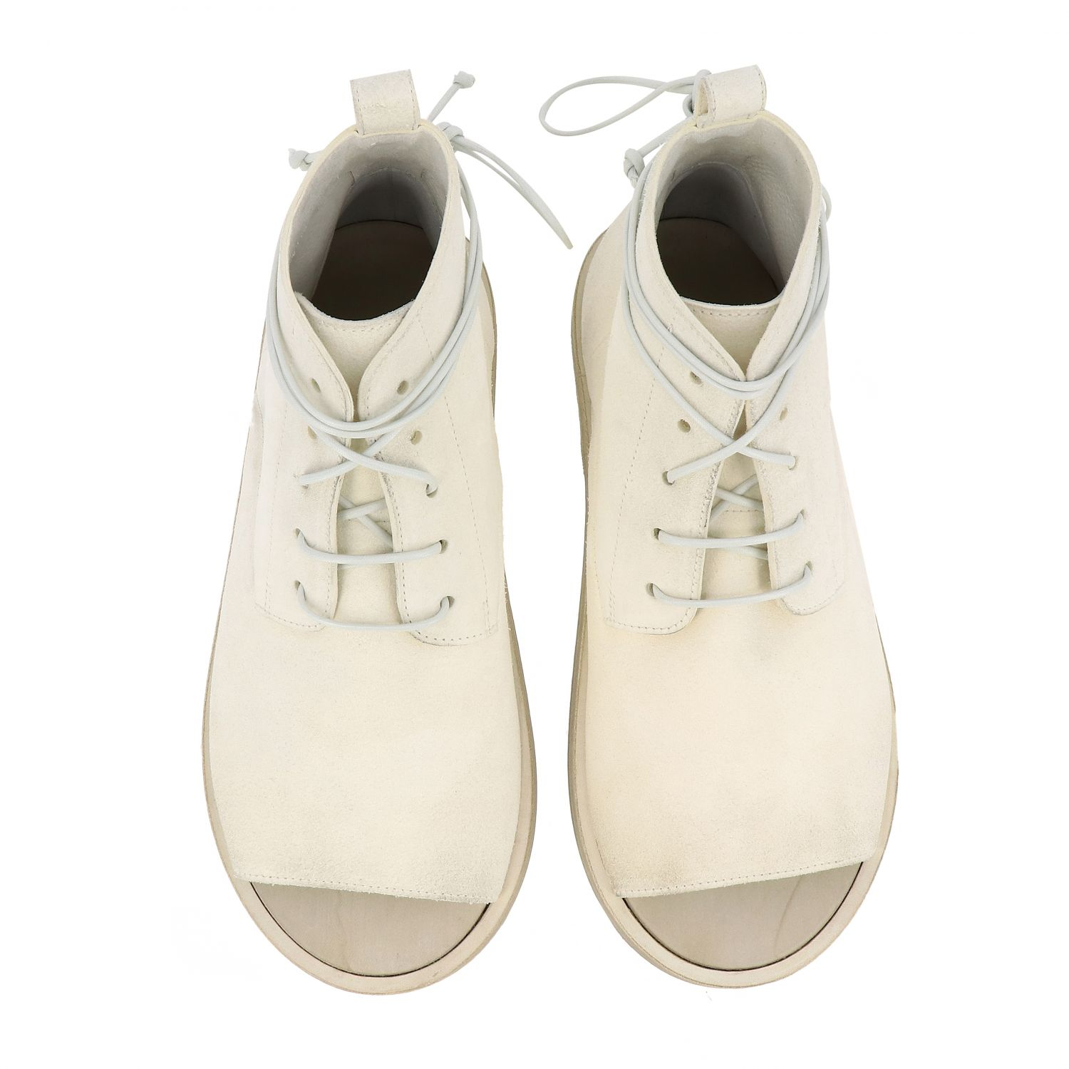 Sandals Marsell: Sandals men Marsell white 3