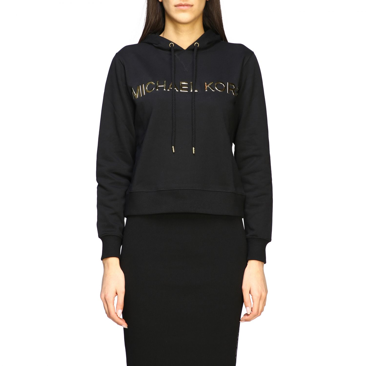 Sweatshirt women Michael Michael Kors black 1