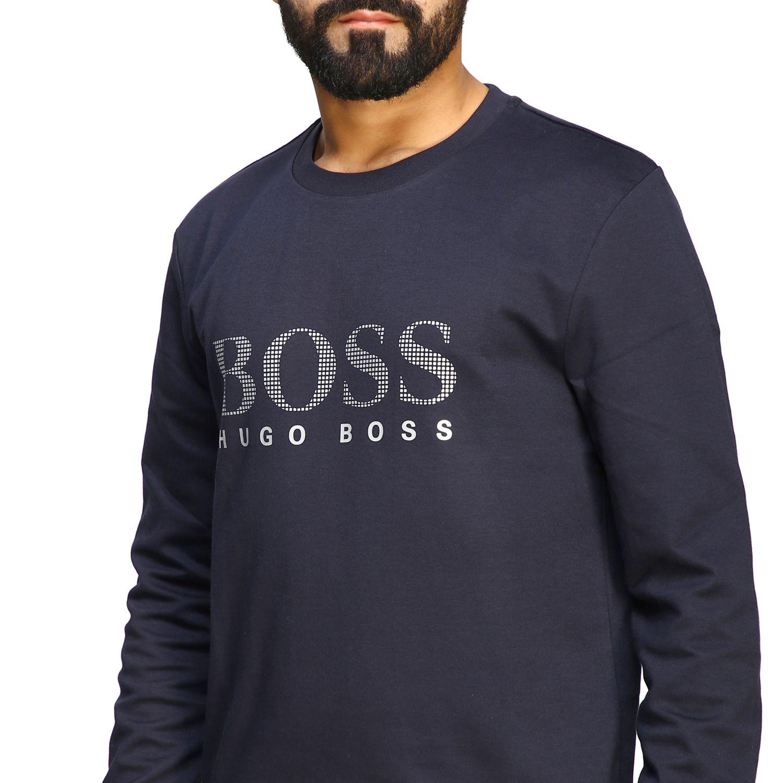 hugo boss crew neck