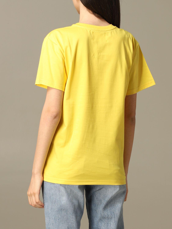 T-Shirt Alberta Ferretti: T-shirt women Alberta Ferretti yellow 2