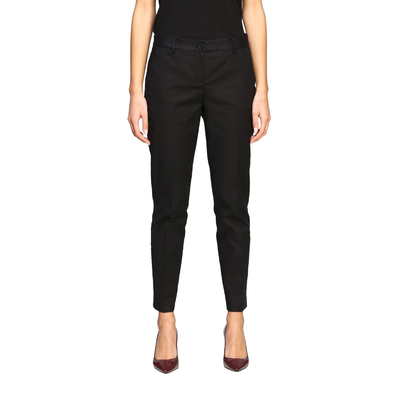 Trousers women Michael Michael Kors black 1