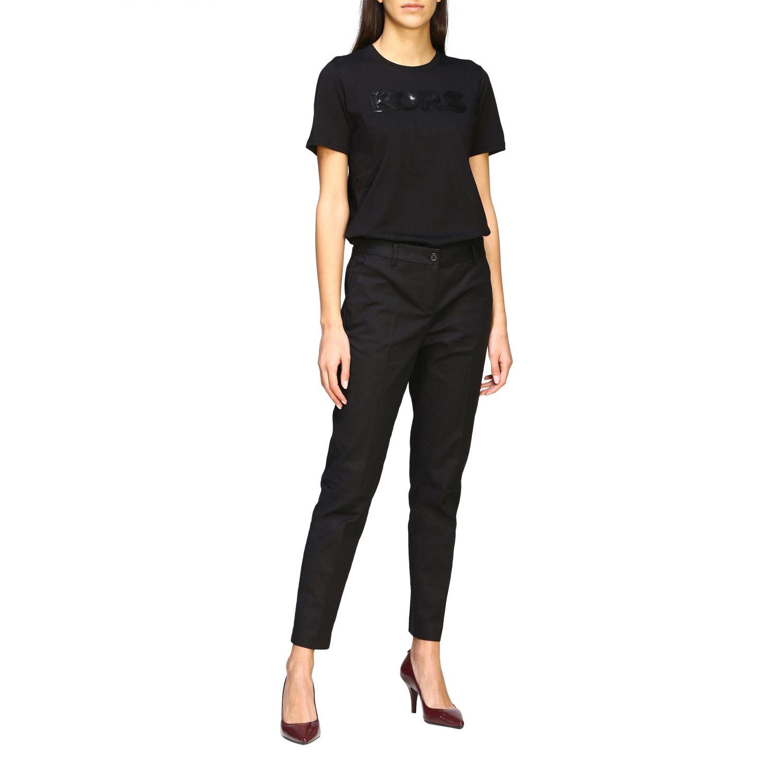 Trousers women Michael Michael Kors black 2